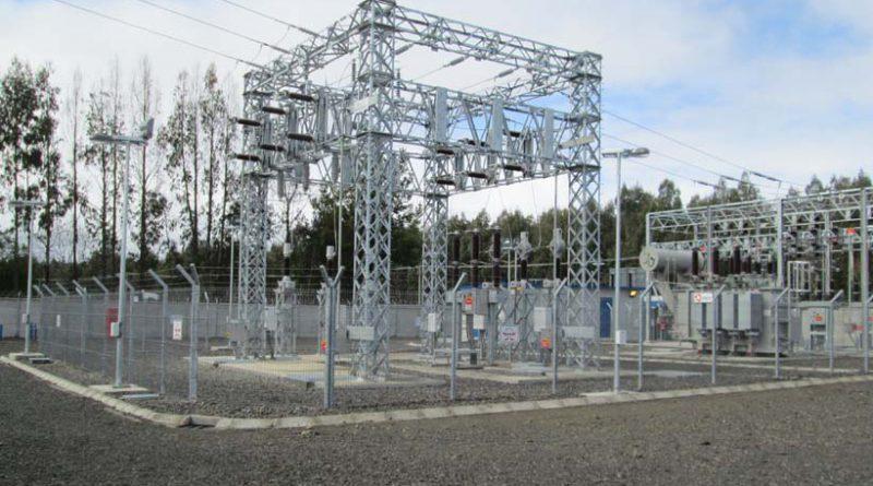 Subestación eléctrica