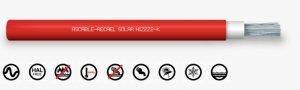 Cable SOLAR H1Z2Z2-K Image