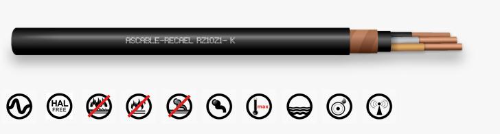 Cable RZ1OZ1-K Image