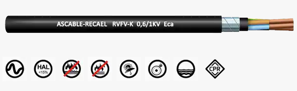Cable RVFV-K Image